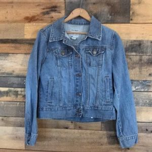 Old Navy Jean Jacket size medium